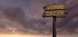 Vision and Dream