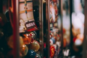 Vending Machine Photo by Jackson Jost on Unsplash