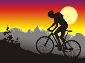 Ride Through The Mountains