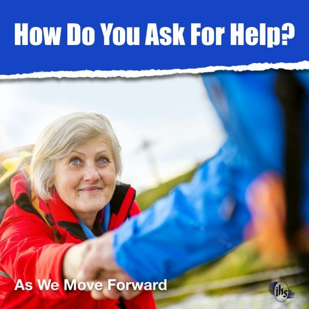 How Do You Ask For Help?