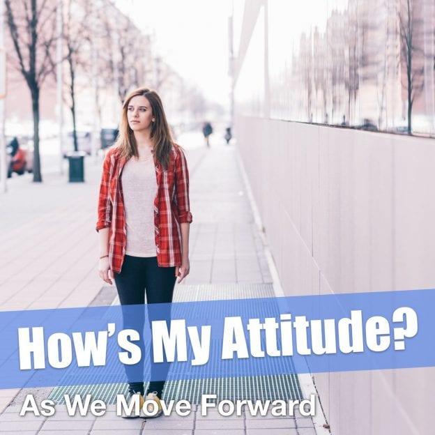 How's My Attitude?