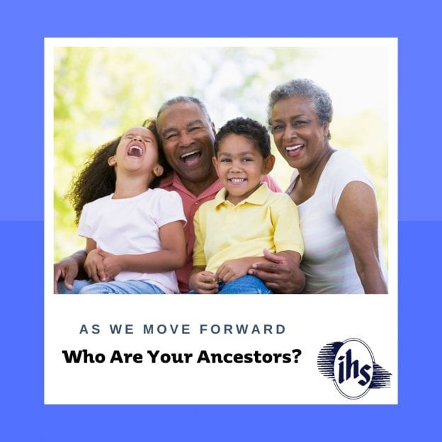 Who Are Your Ancestors?